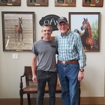 August 2018 - Ted Carson & Tim Manring