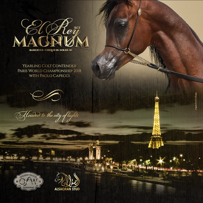 El Rey Magnum RFC | Headed to the City of lights