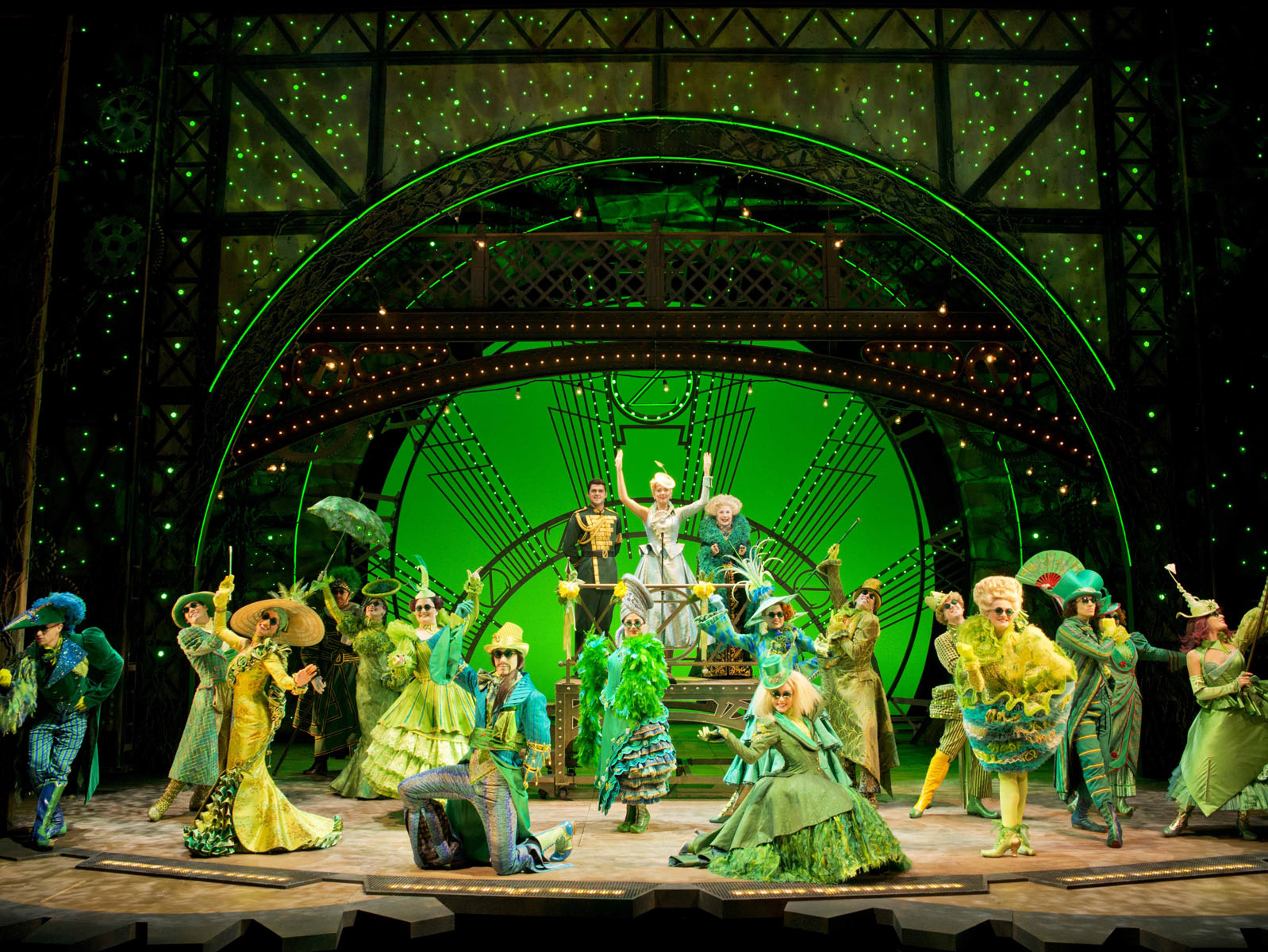 Overture center for the arts wicked