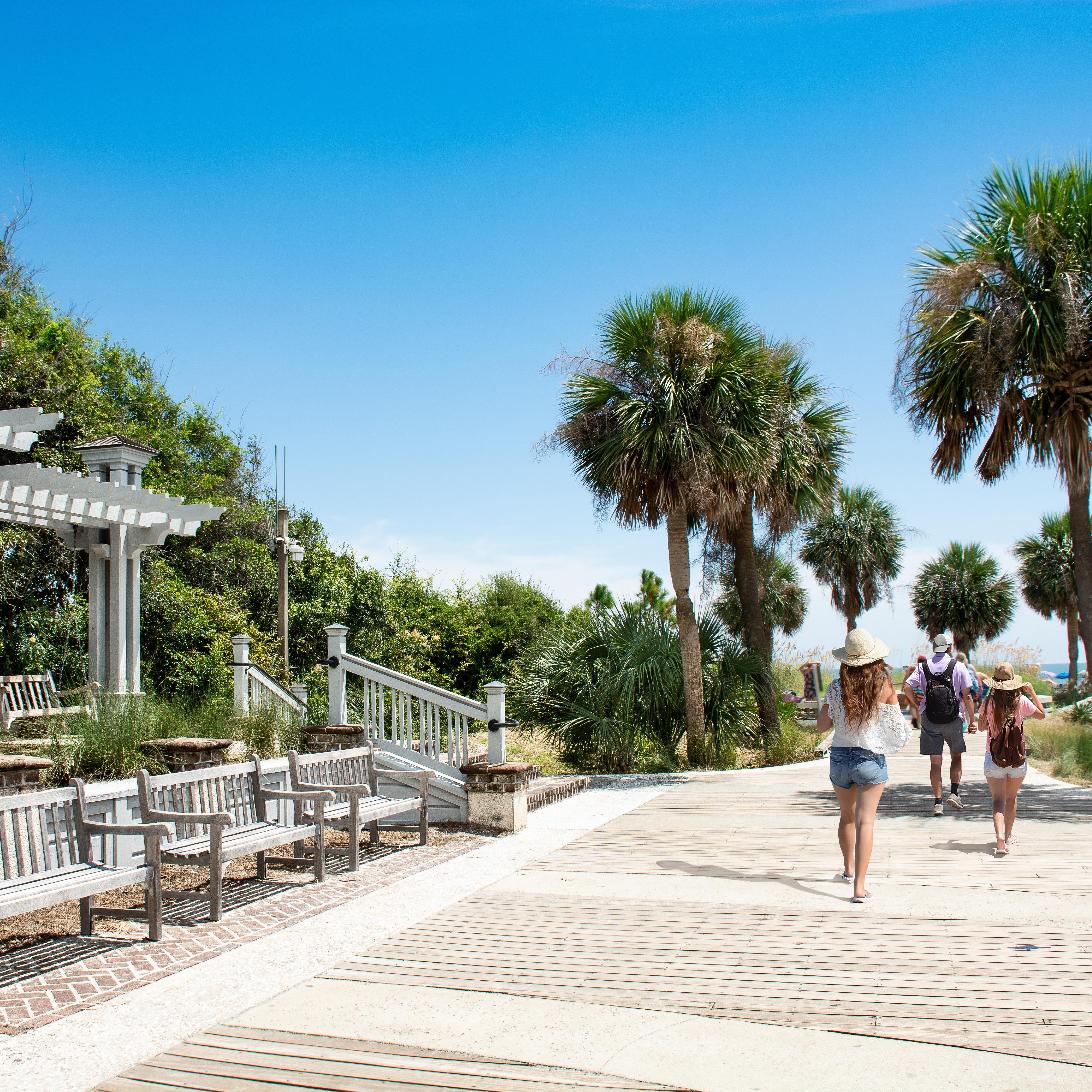 From Hilton Head Island to Bald Head Island, the Carolinas offer prime beach destinations.
