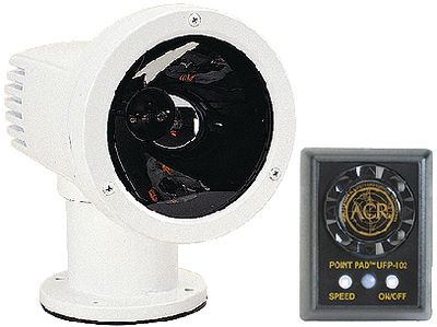 RCL-50B REMOTE CONTROL SEARCHLIGHT (#33-19393) - Click Here to See Product Details