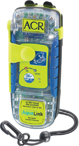 AQUALINK<sup>TM</sup> PLB - PERSONAL LOCATOR BEACON (#33-2882) - Click Here to See Product Details