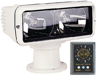 RCL-100D REMOTE CONTROL SEARCHLIGHT (#33-6001) - Click Here to See Product Details
