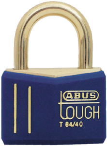SOLID BRASS PADLOCK WITH COVER (#195-85611) - Click Here to See Product Details
