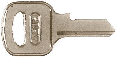 SOLID BRASS PADLOCK (#195-90140) - Click Here to See Product Details