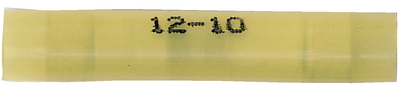 NYLON INSULATED DOUBLE CRIMP BUTT CONNECTOR (#639-220163) - Click Here to See Product Details