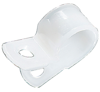 MARINE GRADE<sup>TM</sup> NYLON CABLE CLAMP (#639-401375) - Click Here to See Product Details