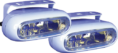 SLIM OVAL ION FOG LIGHT (#177-E5822W) - Click Here to See Product Details
