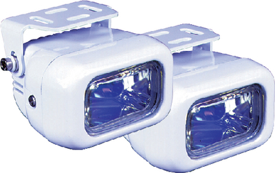 COMPACT SQUARE ION DOCKING LIGHT (#177-E5862W) - Click Here to See Product Details