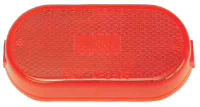 CLEARANCE/SIDE MARKER LIGHT WITH REFLEX (#177-V10815R) - Click Here to See Product Details