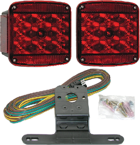 LED REAR TRAILER LIGHT KIT (#177-V941) - Click Here to See Product Details