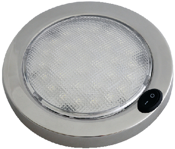 COLUMBO LED INTERIOR DOME LIGHTS (#40-166017) - Click Here to See Product Details