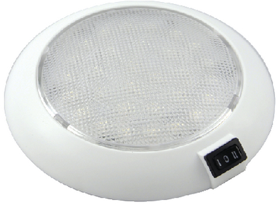 COLUMBO LED INTERIOR DOME LIGHTS (#40-166027) - Click Here to See Product Details