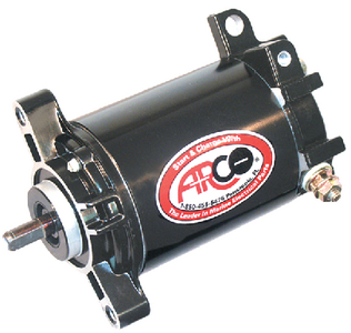 OMC OUTBOARD STARTER<BR>MOTOR ONLY (#57-5399) - Click Here to See Product Details