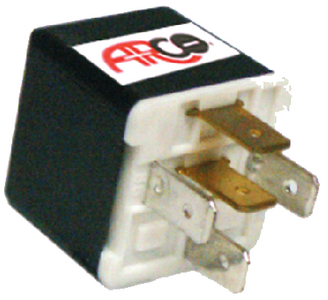 RELAY - 12 VOLT, 30 AMP (#57-R473) - Click Here to See Product Details