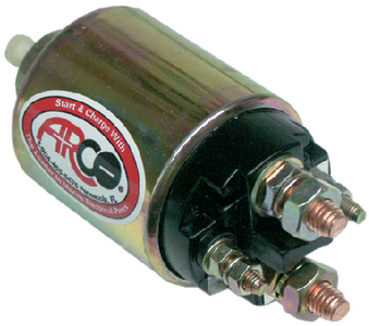 HEAVY-DUTY MERCRUISER, OMC, VOLVO PENTA SOLENOID (#57-SW463) - Click Here to See Product Details