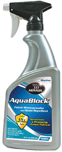 AQUABLOCK WATERPROOFER (#917-40914) - Click Here to See Product Details