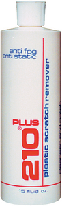 210<sup>®</sup> PLUS PLASTIC SCRATCH REMOVER  - Click Here to See Product Details