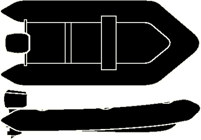 BOATERS BEST<sup>TM</sup> INFLATABLE SPORT BOATS - O/B (#23-15422) - Click Here to See Product Details