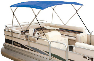 4 BOW PONTOON BIMINI TOP FRAME or FABRIC (#23-10369) - Click Here to See Product Details