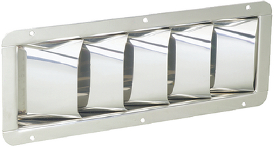LOUVER VENT STAINLESS STEEL (#23-14885) - Click Here to See Product Details