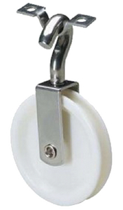 TILLER ROPE PULLEY (#23-29063) - Click Here to See Product Details