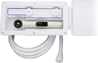 AFT-DECK SHOWER SYSTEM (#23-41314) - Click Here to See Product Details