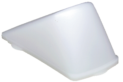 REPLACEMENT LENS FOR ALL-ROUND LIGHTS (#23-5424711) - Click Here to See Product Details