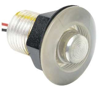 LED LIVEWELL AND BULKHEAD LIGHT  (#23-63127) - Click Here to See Product Details