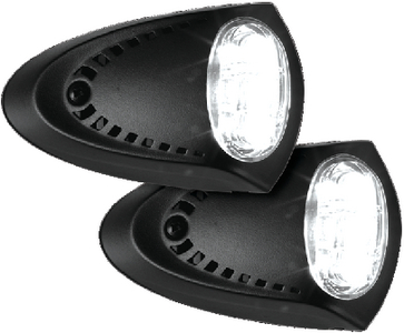 LED DOCKING LIGHTS (#23-6523BK7) - Click Here to See Product Details