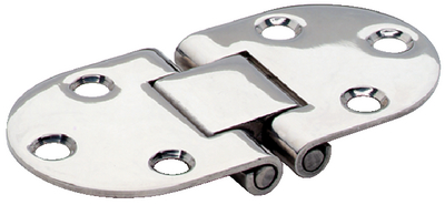 STAMPED FLUSH HINGE (#23-662373) - Click Here to See Product Details