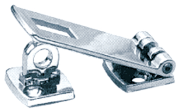 SWIVEL HASP (#23-664233) - Click Here to See Product Details