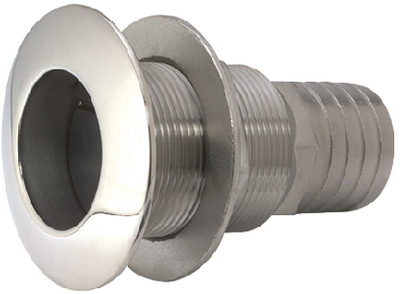 STAINLESS STEEL SCUPPER VALVE (#23-665533) - Click Here to See Product Details