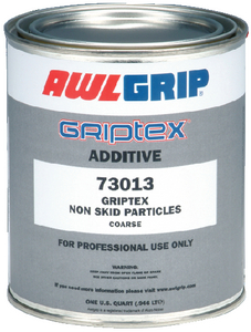 GRIPTEX NON-SKID ADDITIVE (#98-7301344) - Click Here to See Product Details
