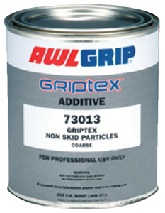 GRIPTEX NON-SKID ADDITIVE (#98-7323744) - Click Here to See Product Details