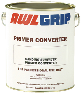 ULTRA BUILD EPOXY PRIMER - Click Here to See Product Details