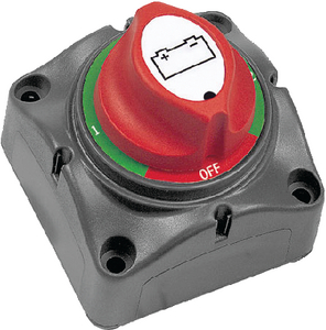 701-S MINI BATTERY SELECTOR SWITCH (#69-701S) - Click Here to See Product Details