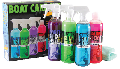 COMPLETE BOAT CARE KITS (#614-BB7500) - Click Here to See Product Details