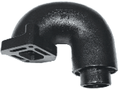 EXHAUST RISERS (#109-MC2012076) - Click Here to See Product Details