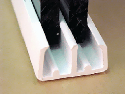 CHANNEL-MATE WINDOW TRACK (#35-CH3) - Click Here to See Product Details