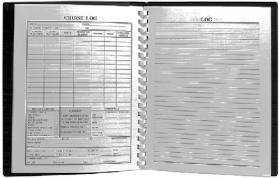 400 SERIES MEMORY MATE LOGBOOK (#35-MM403) - Click Here to See Product Details