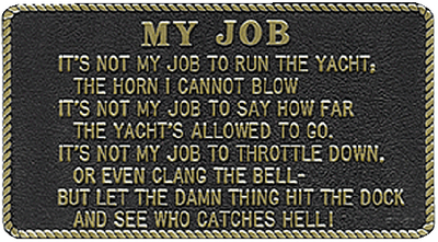 FUN PLAQUE (#22-FP021) - Click Here to See Product Details