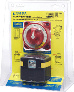 ADD A BATTERY (DUAL CIRCUIT SYSTEM)  (#661-7650) - Click Here to See Product Details