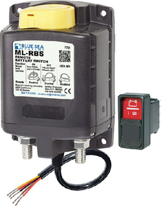 ML-SERIES HD REMOTE BATTERY SWITCH  (#661-7700) - Click Here to See Product Details