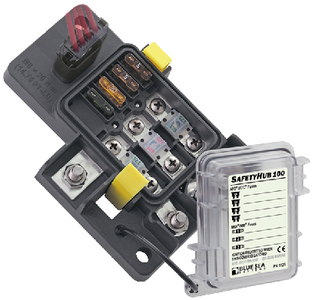 SAFETYHUB 100 FUSE BLOCK (#661-7725) - Click Here to See Product Details