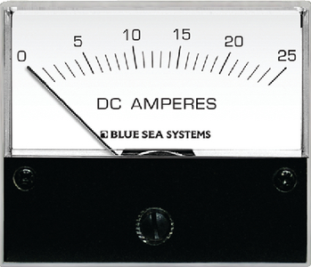 DC ANALOG METERS (#661-8005) - Click Here to See Product Details