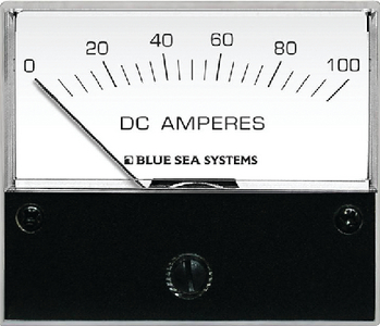 DC ANALOG METERS (#661-8017) - Click Here to See Product Details