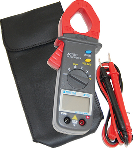 MINI CLAMP MULTIMETER  (#661-8110) - Click Here to See Product Details