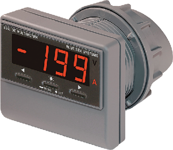 DC DIGITAL METERS (#661-8248) - Click Here to See Product Details