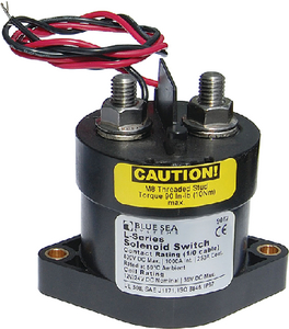 L SERIES SOLENOID SWITCH WITH COIL ECONOMIZER (#661-9012) - Click Here to See Product Details